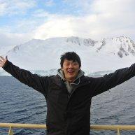Hu approaching Antarctica