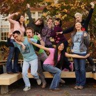Science Café members rock 'n' roll