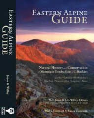 Eastern Alpine Guide Cover