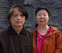 photo of Hen-Ming Wu and Alice Cheung