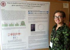 Christina Stonoha, PB student, Wang Lab