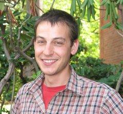 Jarrett Man, PB PhD graduate student