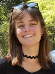 Jenny Olins, UMass Amherst Torrey scholarship receipient