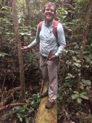 Ben Normark in Gabon