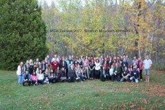 photo of the MCB retreat at Stratton Mountain VT