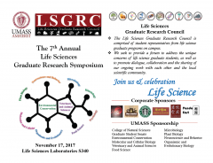 LSGRC 7th Annual Life Sciences Graduate Research Symposium