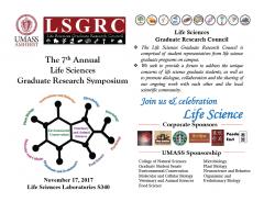LSGRC 7th Annual Life Sciences Graduate Research Symposium