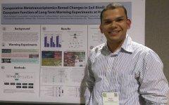 Wiilliam Rodriguez awarded DOE fellowship image