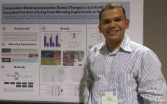 Wiilliam Rodriguez awarded DOE fellowship image