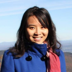 PB graduate student Zhongyun Huang