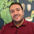 PB PhD graduate student, Ahmed Gameel Meselhy Ali