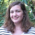 MS graduate student, Kelly Allen
